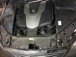 Установка сигнализации в Mercedes W222 (Фото #6)
