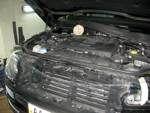 Установка сигнализации в Range Rover 2014 (Фото #3)