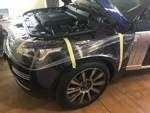 Установка сигнализации в Range Rover 2017 (Фото #2)