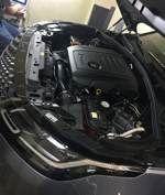 Установка сигнализации в Range Rover Velar 2018 (Фото #5)