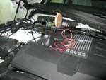Установка сигнализации в Range Rover Sport 2014 (Фото #1)