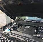 Установка сигнализации в Range Rover Sport 2019 (Фото #4)