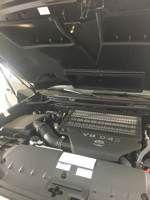 Установка сигнализации в Toyota Land Cruiser 200 2017 г.в. (Фото #3)