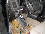 Установка сигнализации в Toyota Land Cruiser 200 (Фото #1)