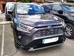 Установка сигнализации в Toyota Rav4 2019 (Фото #1)