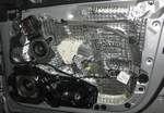 Шумоизоляция Audi A6 C7 (Фото #6)