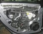 Шумоизоляция Audi A6 C7 (Фото #8)