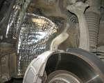 Шумоизоляция Audi A6 C7 (Фото #21)