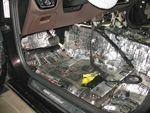 Шумоизоляция BMW 540xi (G30) (Фото #8)