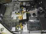 Шумоизоляция Chevrolet Captiva 2012 (Фото #19)