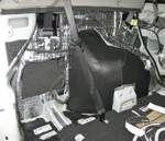 Шумоизоляция Chevrolet Captiva 2012 (Фото #23)