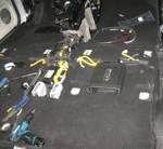 Шумоизоляция Chevrolet Captiva 2012 (Фото #27)