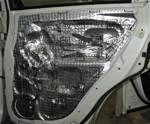 Шумоизоляция Chevrolet Captiva 2012 (Фото #5)