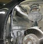 Шумоизоляция Porsche Cayman (Фото #2)