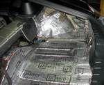 Шумоизоляция Porsche Cayman (Фото #5)