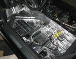 Шумоизоляция Porsche Cayman (Фото #7)