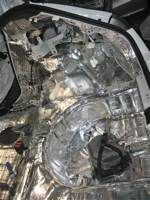 Шумоизоляция Citroen DS4 (Фото #12)