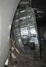 Шумоизоляция Citroen DS4 (Фото #30)