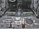 Шумоизоляция Citroen DS4 (Фото #4)