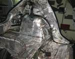 Шумоизоляция Citroen DS4 (Фото #7)