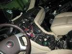 Шумоизоляция Cadillac Escalade 2008 (Фото #2)