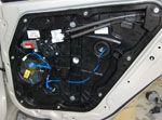 Шумоизоляция Hyundai Elantra 2011 (Фото #3)