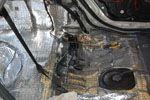 Шумоизоляция Hyundai Elantra 2011 (Фото #6)