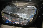 Шумоизоляция Hyundai Elantra 2011 (Фото #4)