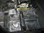 Шумоизоляция Hyundai Elantra 2011 (Фото #8)