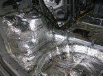 Шумоизоляция Hyundai Tucson (Фото #10)