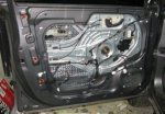 Шумоизоляция Hyundai Tucson (Фото #7)