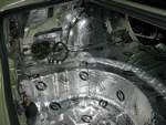 Шумоизоляция Jaguar X-type (Фото #15)