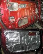 Шумоизоляция Suzuki Jimny (Фото #2)