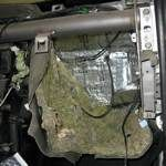 Шумоизоляция Dacia Logan (Фото #5)