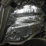 Шумоизоляция Land Rover Discovery Sport 2016 (Фото #22)