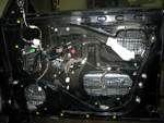 Шумоизоляция Lexus LX470 (Фото #1)