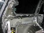 Шумоизоляция Lexus LX470 (Фото #5)
