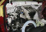 Шумоизоляция Mazda 6 2015 (Фото #1)