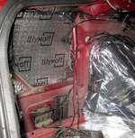 Шумоизоляция Mitsubishi Lancer 9 (Фото #14)