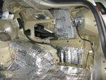 Шумоизоляция Mitsubishi Galant (Фото #11)