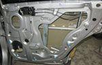 Шумоизоляция Mitsubishi Galant (Фото #19)