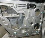 Шумоизоляция Mitsubishi Galant (Фото #21)