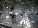 Шумоизоляция Mitsubishi Galant (Фото #4)
