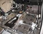 Шумоизоляция Nissan Leaf (Фото #13)