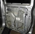 Шумоизоляция Nissan NP300 (Фото #3)