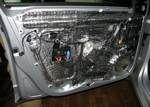 Шумоизоляция Skoda Octavia A7 (Фото #3)