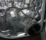 Шумоизоляция Skoda Octavia A7 (Фото #5)