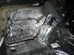 Шумоизоляция Skoda Octavia A7 (Фото #22)