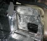 Шумоизоляция Skoda Octavia A7 (Фото #23)