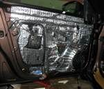 Шумоизоляция Skoda Octavia A7 (Фото #28)